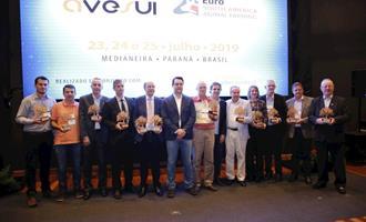 Prêmio Quem é Quem marca abertura da AveSui EuroTier 2019