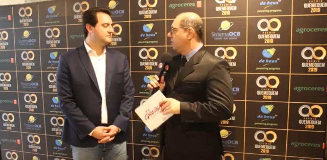 Ratinho Junior ressalta investimentos em agronegócio no PR