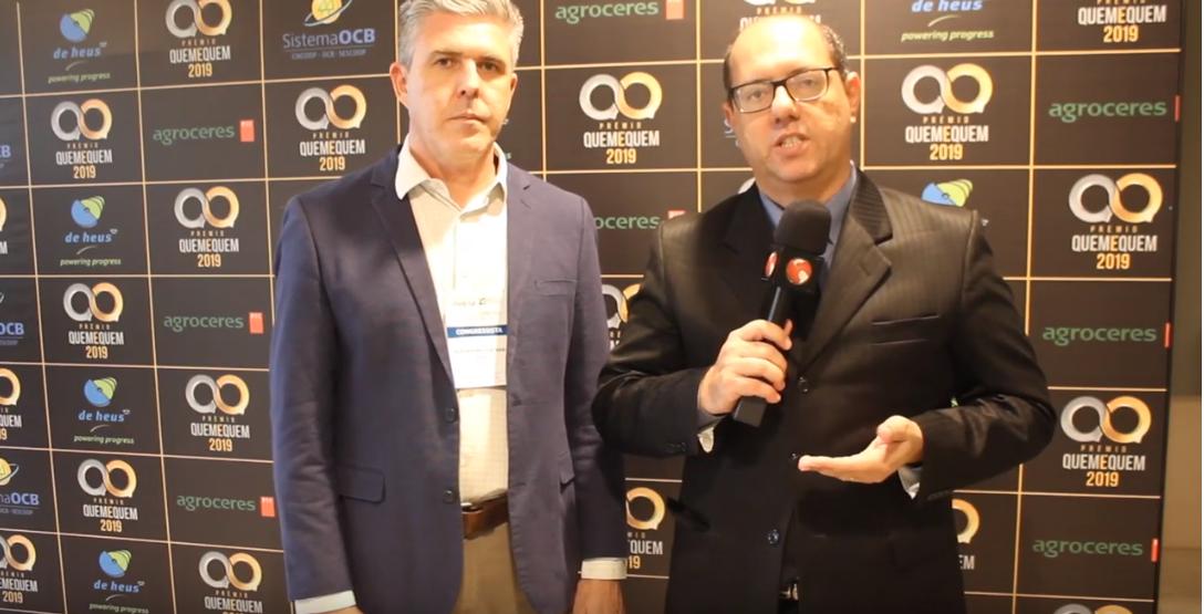 Alexandre Rosa fala da importância das cooperativas na suinocultura nacional