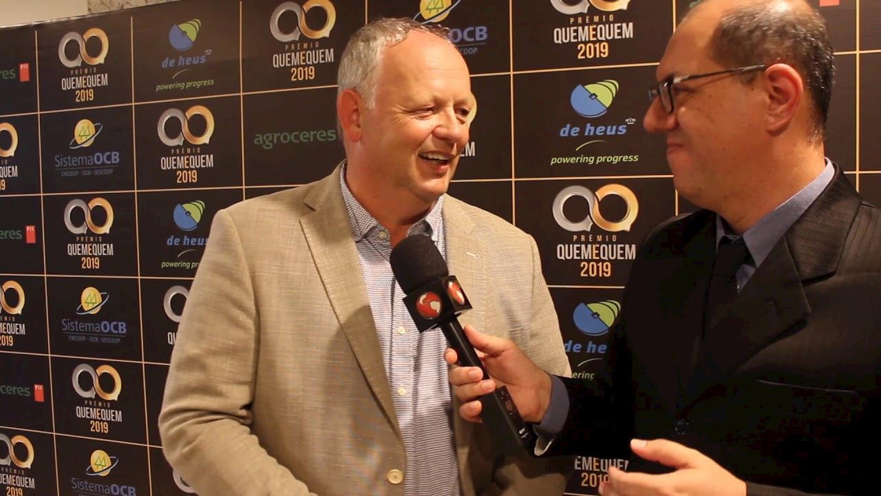 Rinus Donkers fala do mercado brasileiro e do cooperativismo