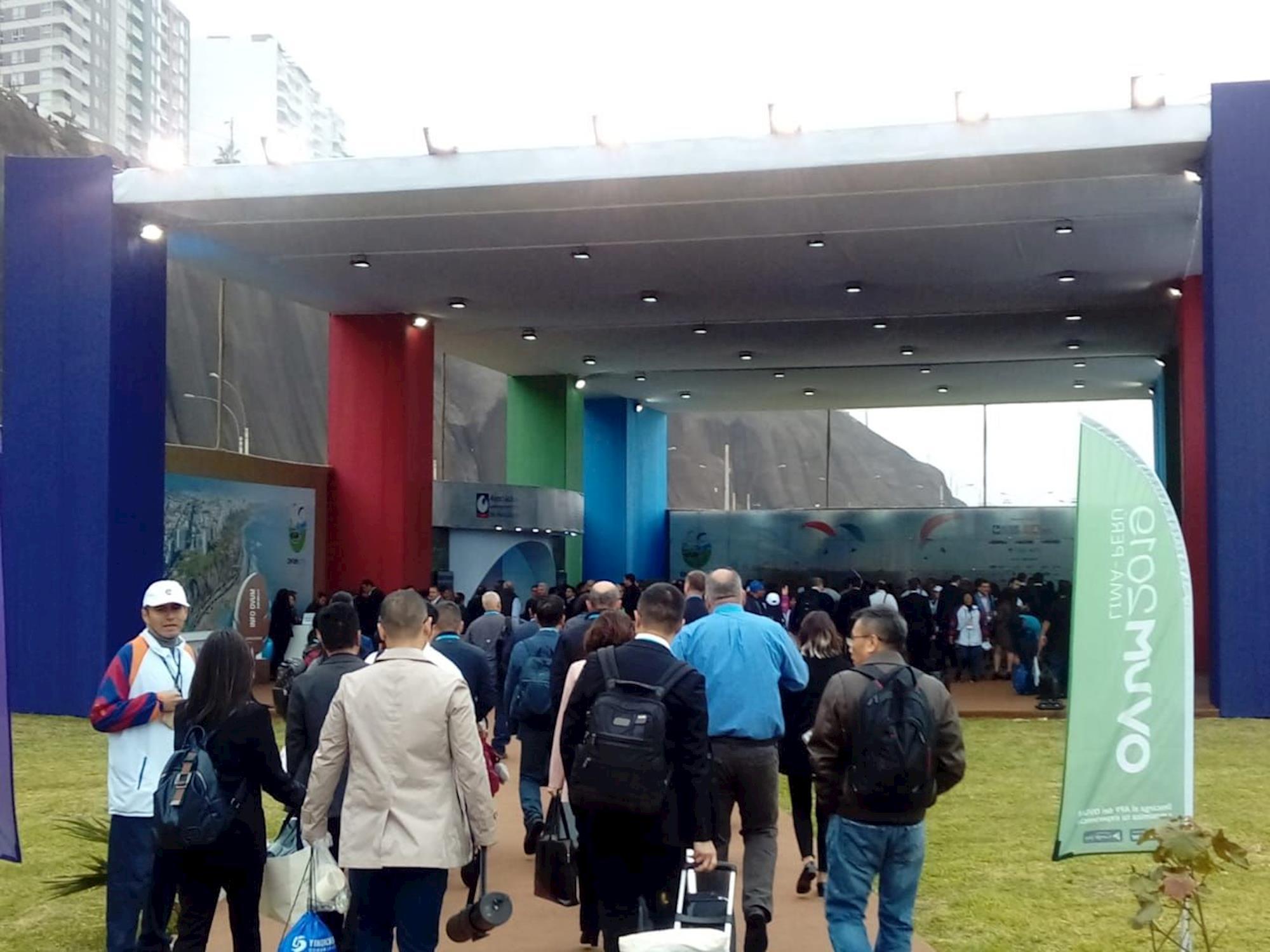 Congresso Latinoamericano de Avicultura começa,  no Peru, Congresso Latinoamericano de Avicultura começa,  no Peru