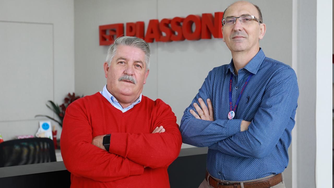 Plasson anuncia novas contratações
