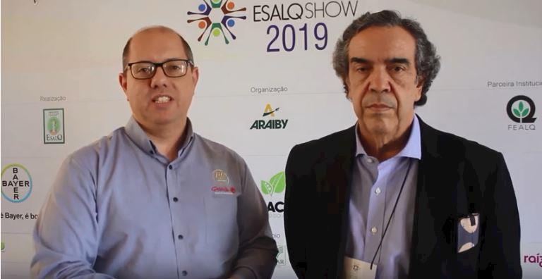 EsalqShow fortalece relação entre universidades e demais segmentos do agronegócio