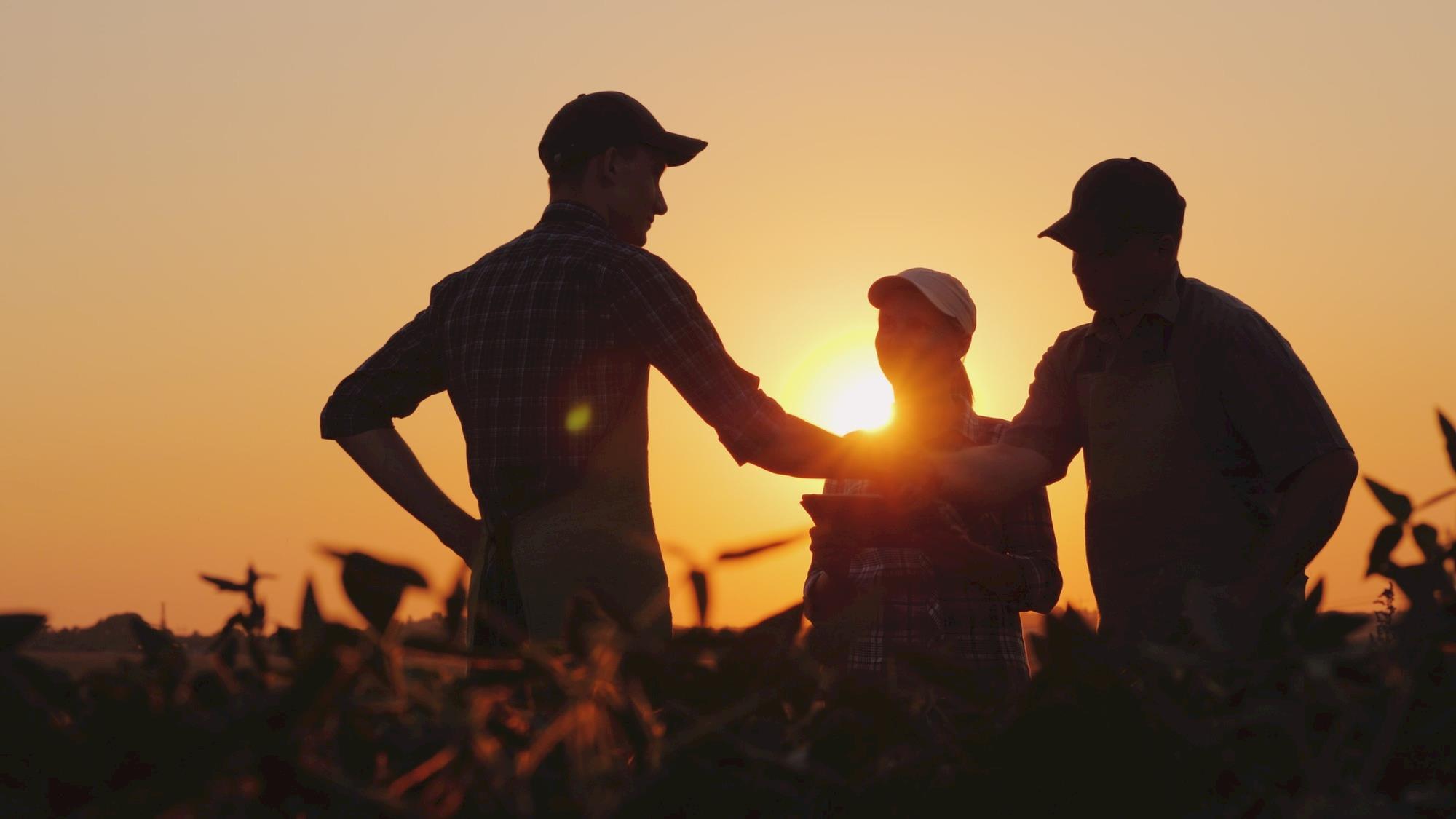 O compromisso de quem produz alimentos