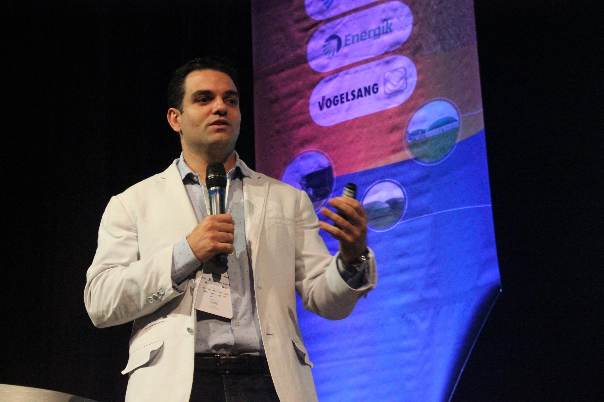 Rodrigo Regis, da CIBiogás, fala sobre as vantagens do biogás na integração com o setor elétrico