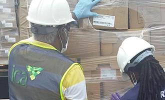 Para manter o status sanitário em San Andrés, ICA inspeciona materiais vegetais e animais que entram no arquipélago
