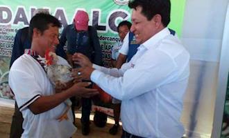 Projeto melhora na produção avícola de pequenas comunidades