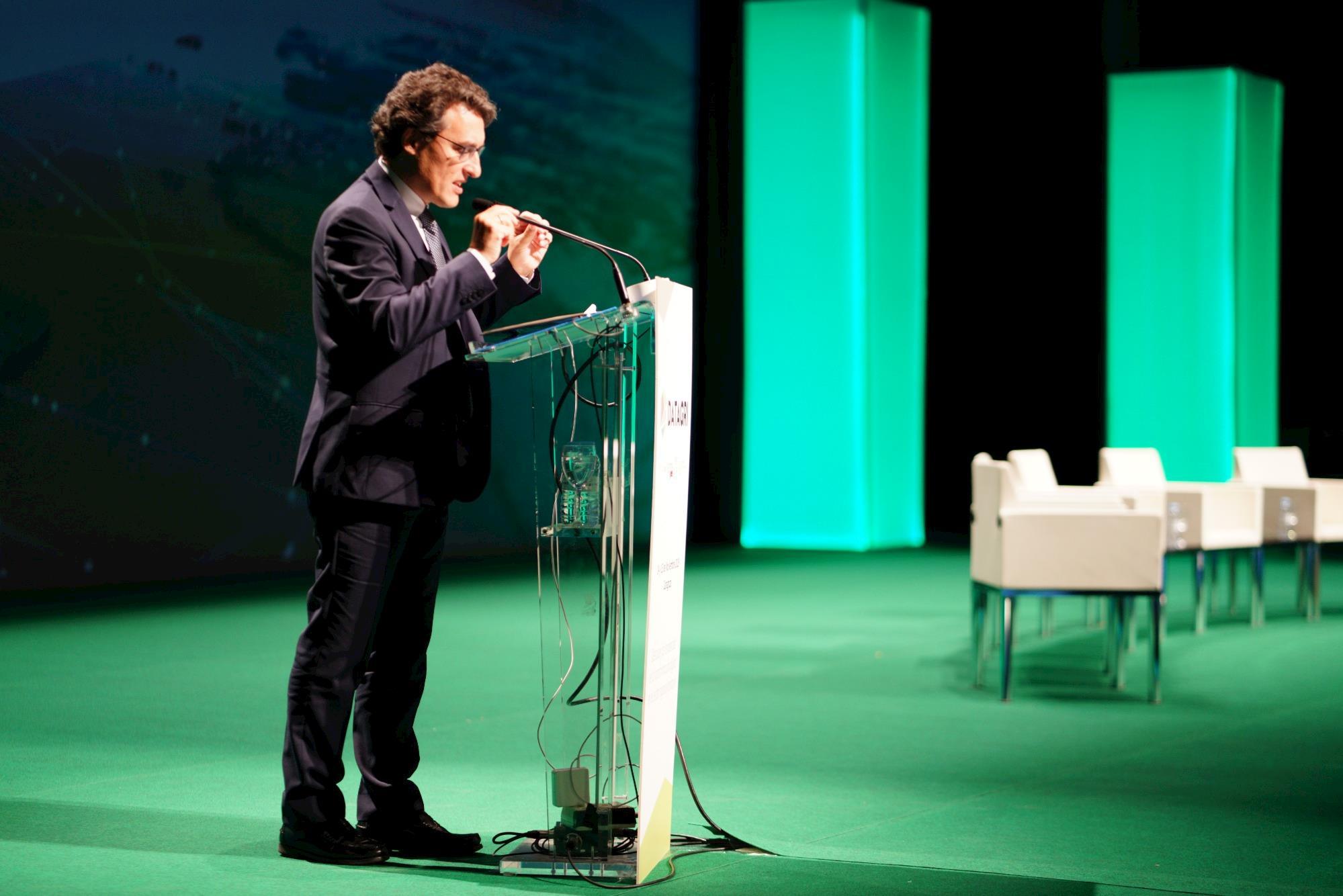 Secretário Geral de Agricultura e Alimentação destaca que a transformação digital agroalimentar e rural é uma prioridade do Ministério