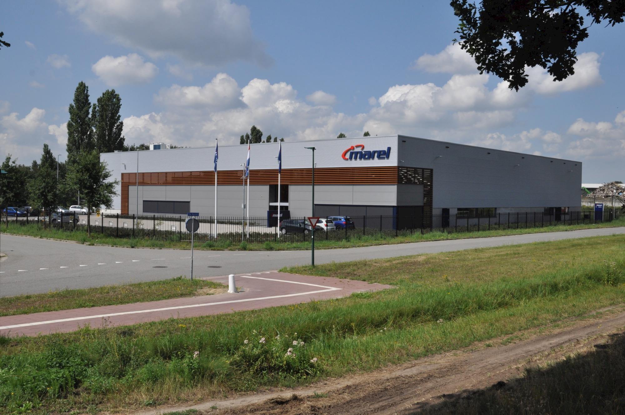 Marel inaugura novo centro de produção