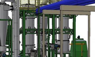 Conversão de biomassa substitui combustíveis fósseis por renováveis