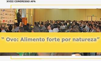 """""""Ovo: Alimento forte por natureza"""", é slogan do Congresso de Ovos 2020"""