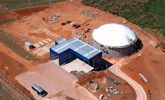 Cooperativas inauguram usinas para produção de energia renovável