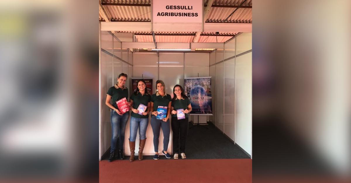 Gessulli apresenta novidades sobre a AveSui no Show Rural Coopavel