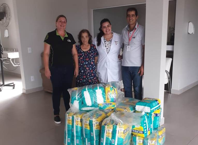 Kingspan Isoeste initiative benefits Medianeira Nursing Home