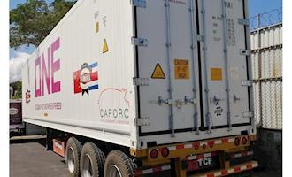 Costa Rica é o primeiro país da América Central a exportar carne suína para a China