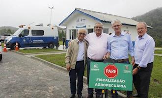 FAEP investiu US$ 10,2 milhões no reforço do sistema sanitário do PR