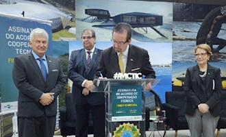 Acordo Embrapa-Finep aproxima ciência e setor privado