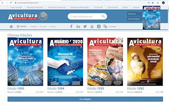 Grupo Gessulli disponibiliza décadas de conteúdos em avicultura e suinocultura
