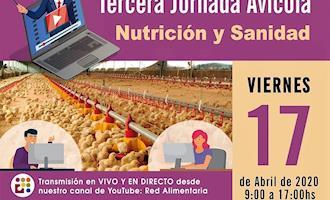 Com o tema Nutrição e Sanidade, Terceira Jornada Avícola será por videoconferência