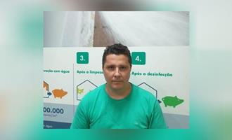 MS Schippers anuncia novo vendedor técnico para região do Paraná