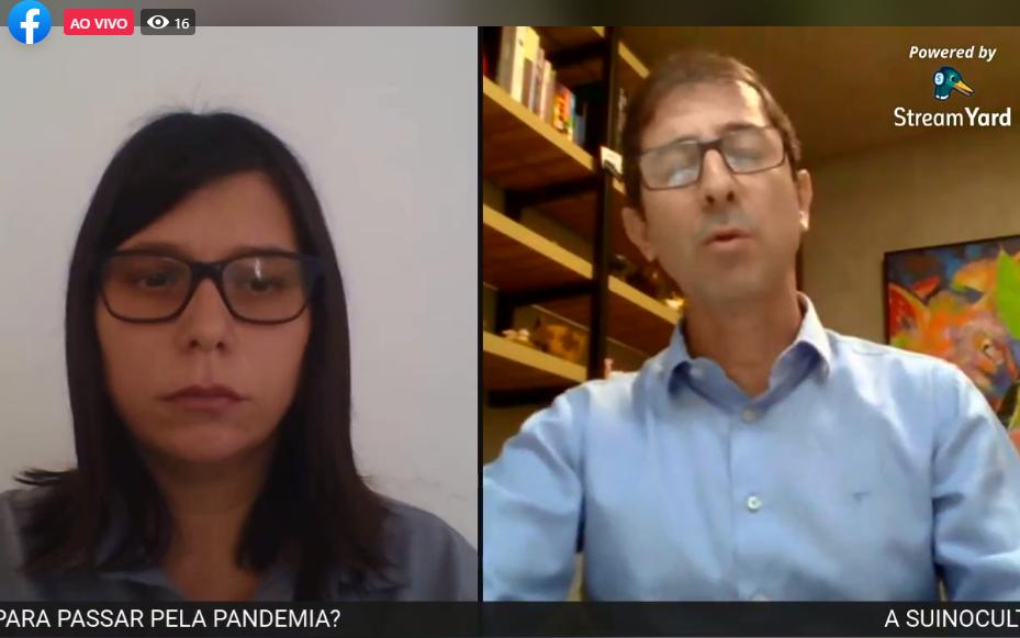 LIVE: A Suinocultura brasileira está preparada para passar pela Pandemia?