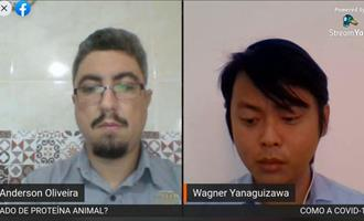 LIVE: Como o Covid-19 está impactando o mercado de proteína animal