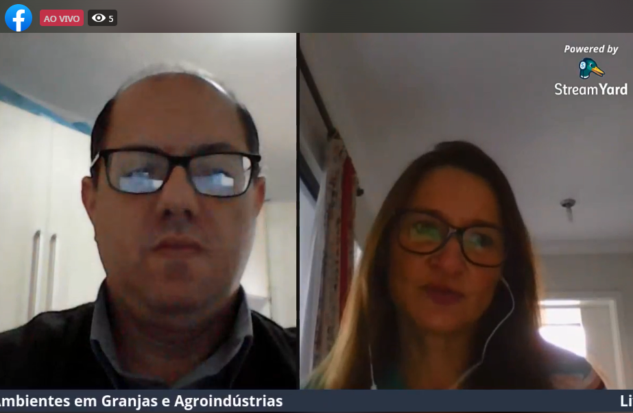 LIVE: Desinfecção de Ambientes em Granjas e Agroindústrias