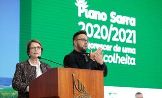 Novo Plano Safra 2020/2021 terá R$ 236,3 bilhões