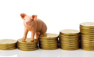 Contratos futuros de carne suína iniciam agosto em queda nos EUA