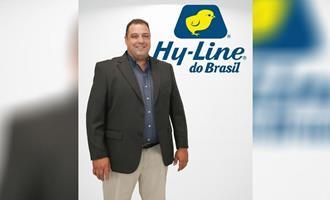 Marcelo Barbosa é o novo gerente geral da Hy-Line do Brasil