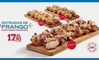 Sadia anuncia parceria com rede de pizzarias Domino's