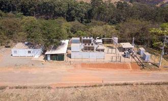 Usina de biogás entra em operação em Santana do Paraíso (MG)