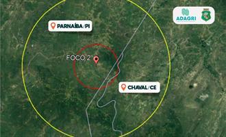 Adagri monitora propriedades com suínos nos municípios de Chaval e Granja