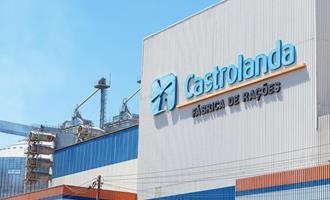 Castrolanda expande produção de ração animal