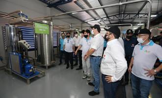 Paraná tem a primeira geradora que une biogás e sistema fotovoltaico