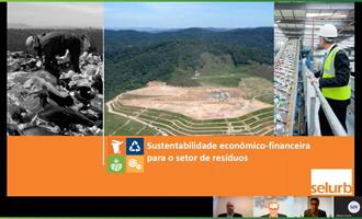 Brasil precisa buscar a sustentabilidade econômico-financeira do setor de resíduos