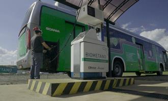 Como o biogás melhora os impactos da mobilidade urbana?