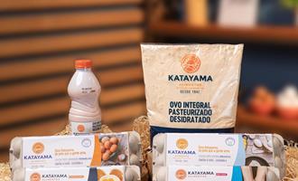 Katayama Alimentos amplia exportação de ovos para Ásia e Oriente Médio