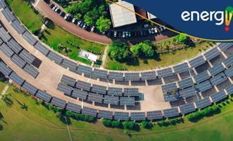 Energi UFPR: maior usina solar fotovoltaica em carport do Brasil funcionará em campus de Curitiba