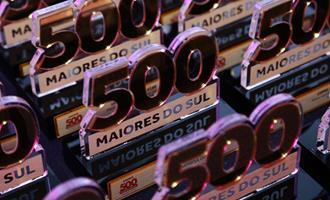 Cooperativas Coamo, C.Vale e Lar estão entre as 10 maiores empresas do Paraná