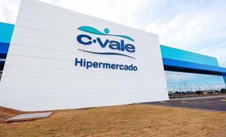 Cooperativa paranaense C.Vale inaugura hipermercado em Assis Chateaubriand