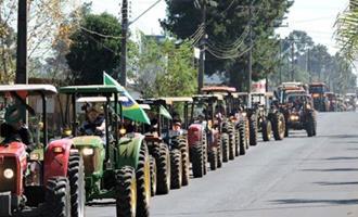 Tratoraço: governo de SP atende parte das reivindicações, mas protesto é mantido