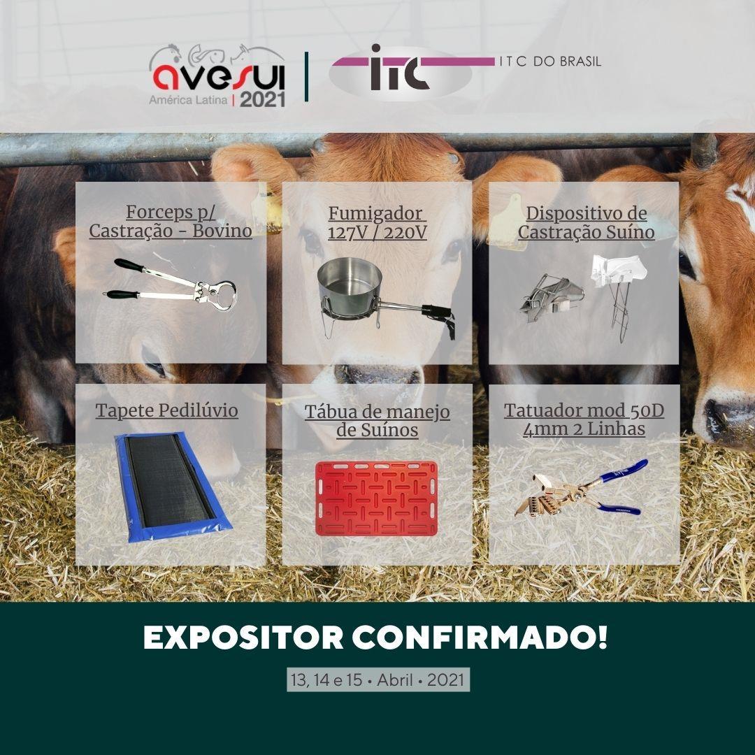 Empresários e produtores em busca de inovações do mercado são foco da ITC do Brasil