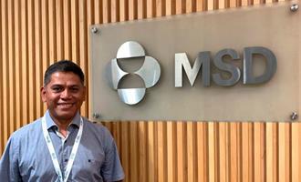 Dr. Alfredo Condemarin é o novo Gerente de Contas Principais de Aves da MSD Peru