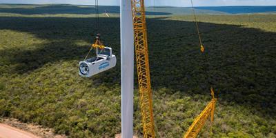 ENGIE ultrapassa 1 GW em eólica com início da operação comercial do Conjunto Eólico Campo Largo 2