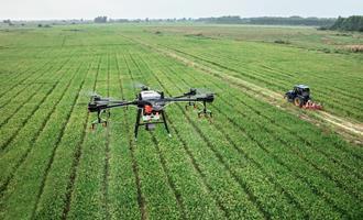 Estão abertas as inscrições para o Curso de Operador de Drone Agrícola