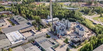 A Finlândia substituirá o Reino Unido como o maior produtor de biomassa elétrica da UE