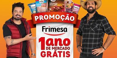 Frimesa é finalista na categoria Varejo com a campanha '1 ano de Mercado Grátis'; conheça o plano de marketing