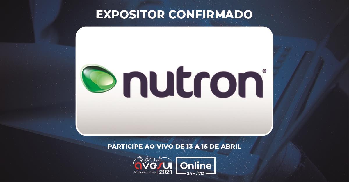 Com palestra sobre Inteligência Artificial e estande virtual, Nutron/Cargill confirma participação na AveSui Online