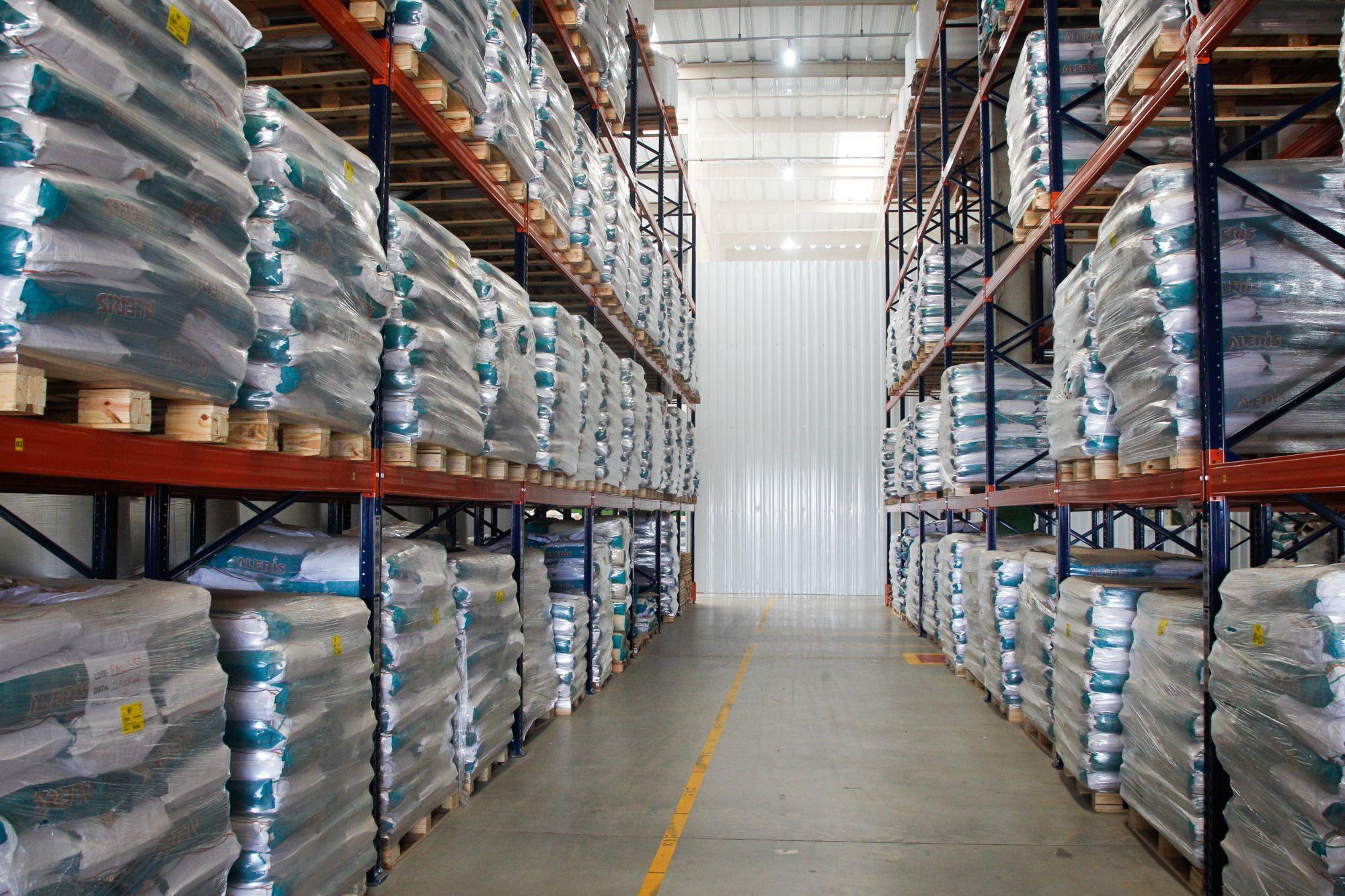 Com investimentos de R$ 2 milhões,  Aleris inaugura primeira fábrica no Brasil, Com investimentos de R$ 2 milhões,  Aleris inaugura primeira fábrica no Brasil
